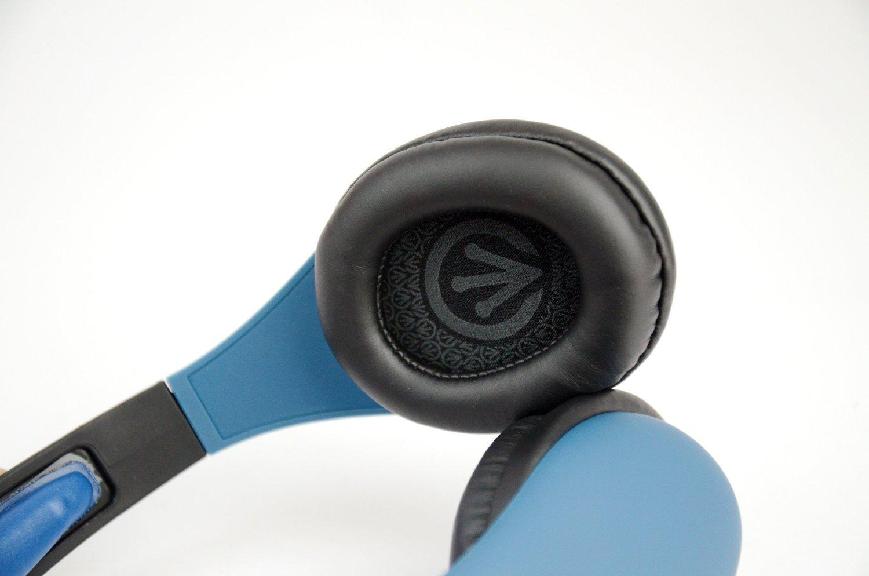 Audio Coda Headphones With Mic - Blue