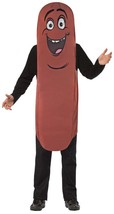 Sausage Party Frank Adult Costume Wiener Meat Food Halloween Party Uniqu... - €42,51 EUR