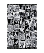 *Marilyn Monroe Collage Wall Poster Art 24x36 Free Shipping - $14.50