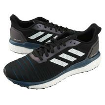 Adidas Men's Solar Drive Running Shoes Athletic Training Black D97442 - £76.26 GBP+