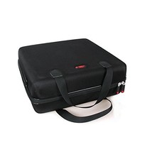 Hard EVA Travel Case for Sony PlayStation 4 PS4 Pro Game Console + Wireless - $73.00