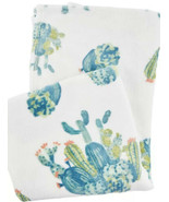 """Cacti Throw Blanket  50""""x 60"""" Supersoft Luxe Plush Home Boho Gift - $25.23"""