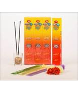 Incense Sticks 3 in 1 Three in One Cycle Agarbatti 252 Fragrance Scent S... - $29.99