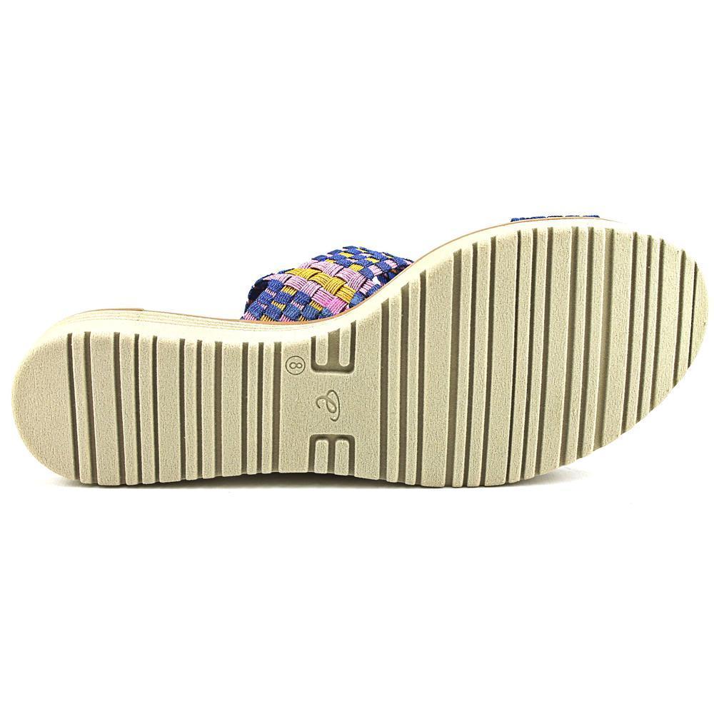 Easy Spirit e360 Talini  Women US 8 Multi Color Slingback Sandal