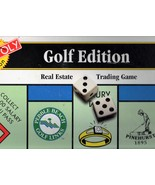 Monopoly   Game - Golf Edition - Board Game - $11.50