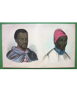 AFRICA Native Abbas Gregorius & Hausa Native - ... - $13.86