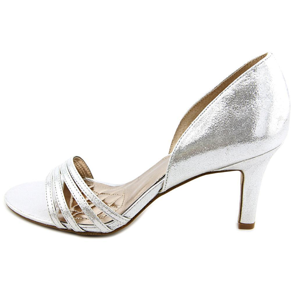 Alfani Giorjah Women US 5.5 Silver Heels