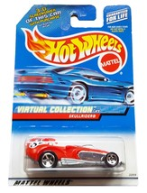 HOT Wheels Skullrider 2000 Virtual Collection #138 1:64 Scale - $2.00