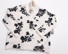 VINCE CAMUTO Womens Pullover Turtle Mock Neck SWEATER size Large  NWT NEW - $95.24
