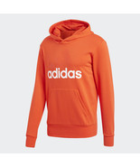 Adidas Men's Essentials Linear Pullover Hoodie ALL SIZES FREE SHIPPING C... - $76.02
