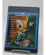Bambi (Two-Disc Diamond Edition Blu-ray/DVD) [Upgraded to Slim DVD Case] - $14.84