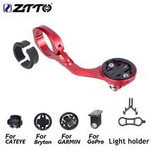 Ztto Mtb Bike Gps Go Pro Sports For Garmin Bryton Bike Computer Camera Holder - $34.00