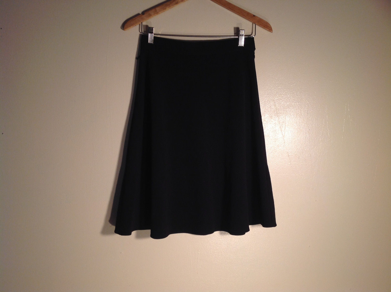 Womens Michele Black Skirt Excellent