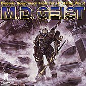 Primary image for M.D Geist Original CD (Soundtrack) US Release Brand NEW!