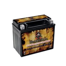 YTX12-BS Motorcycle Battery for Kawasaki 900cc Vulcan 900 Classic 2007 - $39.90