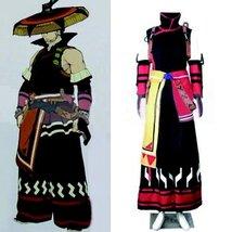 Monster Hunter Yukumo Cosplay Costume - $136.00