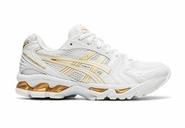 Asics Women's GEL-KAYANO 14 Shoe NEW AUTHENTIC White 1202A056 101 - $129.99