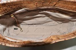 NWT Brahmin Noelle Leather Tote / Shoulder Bag in Toasted Almond Melbourne image 4
