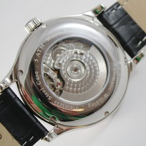 CAPITAL WATCH AUTOMATIC TY2530 MOVEMENT 33 RUBIES POWER RESERVE WITH DATE, 45 MM image 3