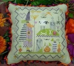 Creepy Pincushion kit cross stitch Shepherd's Bush - $20.00