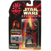 Star Wars The Phantom Menace Commtech Captain Panaka - $8.99