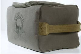 Uncharted 1 2 3 4 Wash Grooming Gaming Bag + Logo Print - Cotton Olive G... - $69.98