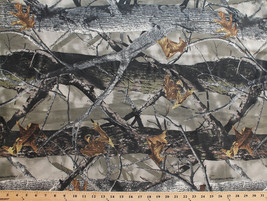 True Timber Twill Camo XD3 Camouflage Fabric by the Yard D909.05 - $9.95