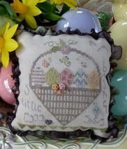 Little Egg's Pincushion kit cross stitch Shepherd's Bush - $20.00