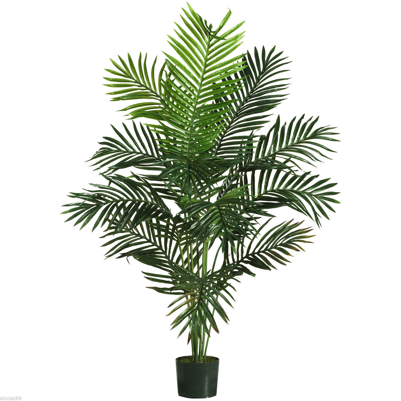 5' Paradise Palm Silk Tree Nearly Natural  5259 - $71.99
