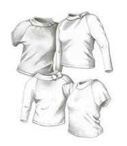 Great Copy 2400 Raglan Tops Sewing Pattern (Pattern Only) - $10.00