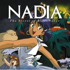 Primary image for Nadia Vol. 03: Secret of The Blue Water CD (Soudtrack) US Release Brand NEW!