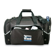 "GP Phoenix 20"" Black Nylon Dual Sport Travel Carry-On Runner Duffel Bag - $24.99"