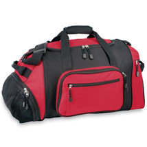"""GP 20"""" Lightweight Red Dual Sport & Travel Carry-On Gym Duffel with Cool... - $49.99"""