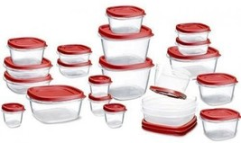 Rubbermaid Easy Find Lid Food Storage Container, 42-Piece Set - $38.48