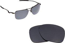 New Seek Optics Replacement Lenses Oakley Tailhook Carbon   Polarized Black I... - $22.75