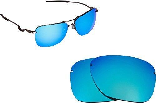 New SEEK OPTICS Replacement Lenses Oakley TAILHOOK CARBON - Polarized Blue Mi...