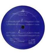 Q Burns Abstract Message / A Song For Peace [Vinyl] Q Burns Abstract Mes... - $4.50