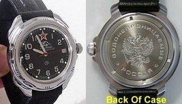 Vostok T-42 Mechanical Army Watch - $48.00
