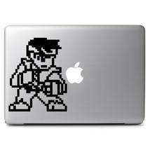 Capcom Street Fighter Ryu 8 Bit for Macbook Air / Pro Laptop Vinyl Decal Sticker - $6.79+