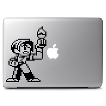 SNK King of Fighters Kyo Kusanagi 8 Bit for Macbook Air/Pro Vinyl Decal Sticker - $6.79+