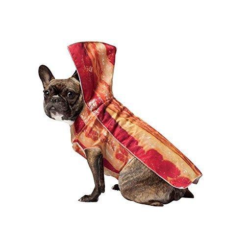 Rasta Imposta Bacon Dog Costume, XX-Large