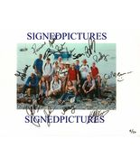 SURVIVOR ISLAND CAST SIGNED AUTOGRAPH AUTOGRAPHED 8X0 RP PHOTO 1st 16 CASTAWAYS - $17.99