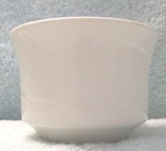 Oneida Restaurant Espree Embossed Swirl White Soup Bowl - $4.99