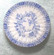 """Schumann Avzberg China Blau Saucer 5 3/4"""" - $4.99"""