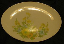 Exquisite Vintage Japan Ekco International Spring Bouquet Serving Platter - $19.99