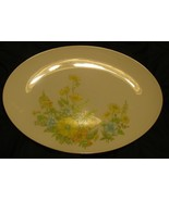 Exquisite Vintage Japan Ekco International Spring Bouquet Serving Platter - $19.99