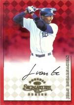 1998 donruss signature autograph juan encrnacion detroit tigers baseball... - $4.99