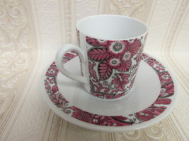 Teacup and Saucer – Seltmann  Weiden Bavaria - $6.99