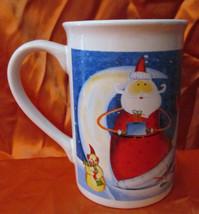 Royal Norfolk Holiday Mugs Santa - $4.99