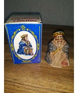 WADE ENGLAND PORCELAIN LARGE NURSERY RHYME CHARACTER OLDE KING COLE #9 w... - $19.79